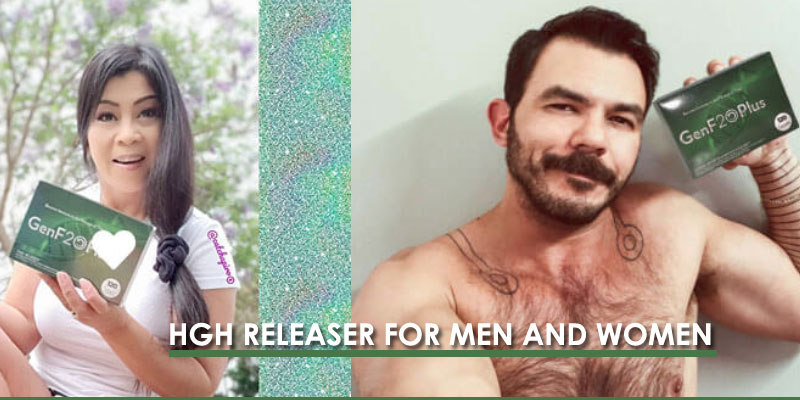 HGH Releaser for men and women